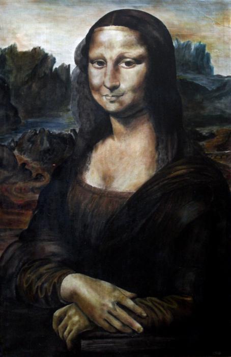 Mona Lisa por csino